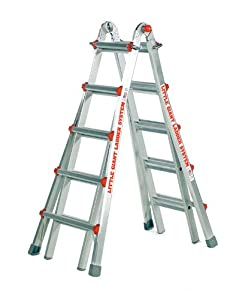 Little Giant 10103 Ladder System Classic Type 1A 300-Lb Rated