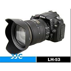 JJC LH-53 Lens Hood for Nikon