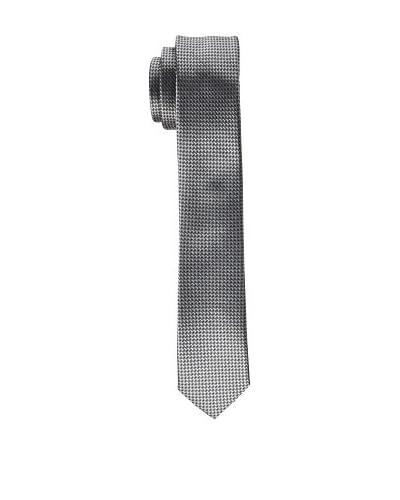 TORRENTE Krawatte grau/schwarz