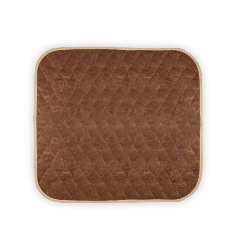 Americare Portable Seat Protector, Brown