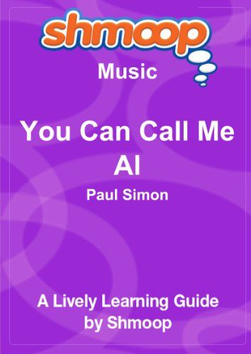 You Can Call Me Al: Shmoop Music Guide