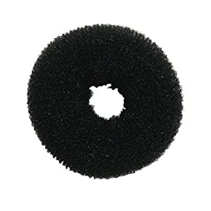 Soft N Style Hair Donut Black courses shop