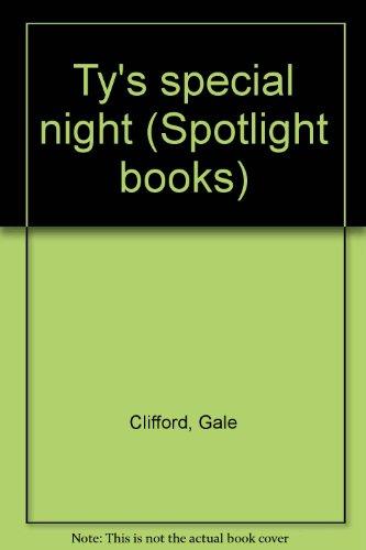 Ty's Special Night (Spotlight Phonics,  Grade 2, Books, Level 6, Unit 1) PDF