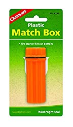 Coghlans 8746 Plastic Match Box