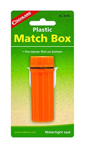 coghlans-8746-plastic-match-box