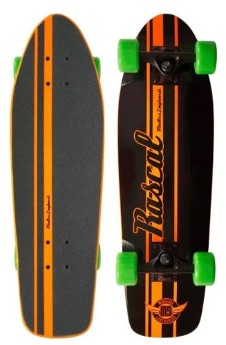 Mindless Rascal Longboard - Fluorescent Orange ML5000