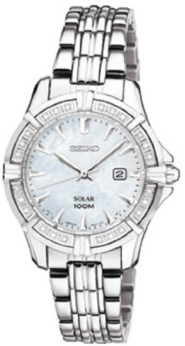 Seiko Solar Women's Quartz Watch SUT071