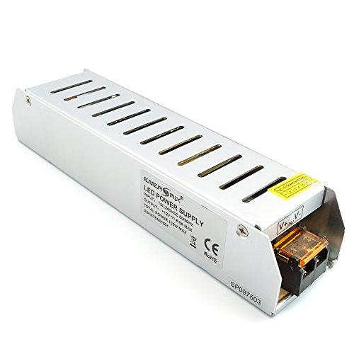 LED Trafo Netzteil Transformator Treiber 12V 8.3A 100W AC Adapter für Alle LED Lampen, und Strips RGB oder Einfarbig