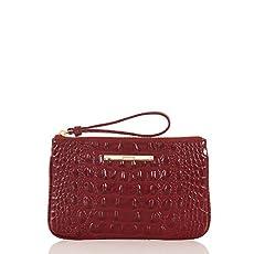 Suzie Wristlet<br>Carmine Red Melbourne