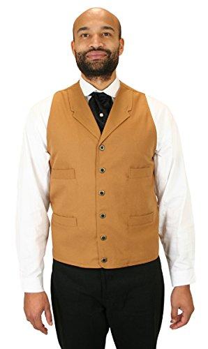 Historical-Emporium-Mens-Classic-Cotton-Canvas-Work-Vest
