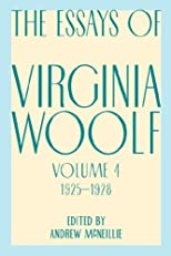 ESSAYS OF VIRGINIA WOOLF V.4