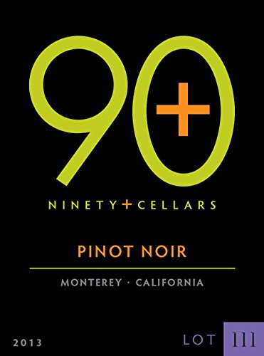 2013 90+ Cellars Lot 111 Monterey Pinot Noir 750 Ml