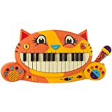 Keyboard With 20 Familiar Songs Plus 7 Witty Kitty Tunes