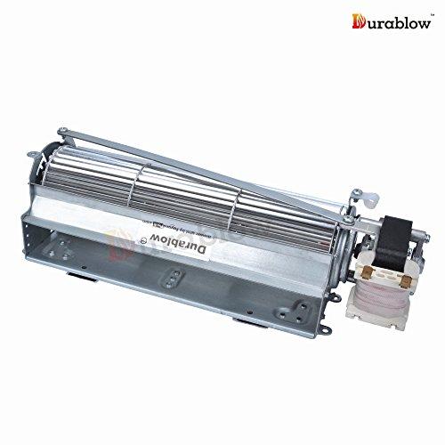 Flame Blower Motor Power 05000 : Durablow gfk fk replacment fireplace blower fan kit for