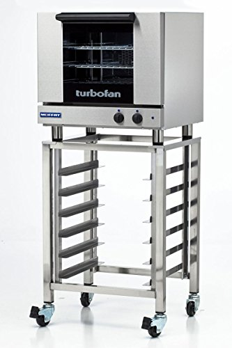 Moffat E23M3 SK23 24 Turbofan Electric Convection Oven With Stand