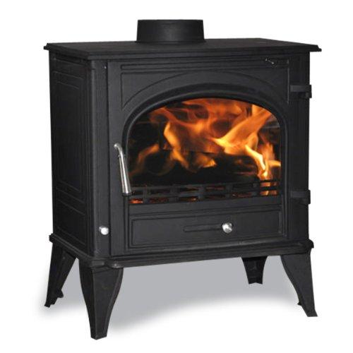 Finesse 14kW Multifuel Woodburner Boiler Stove