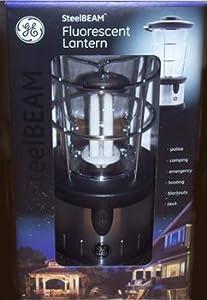 GE SteelBEAM Fluorescent Lantern