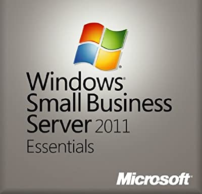 Microsoft Win Small Business Server Essentials 2011 64Bit