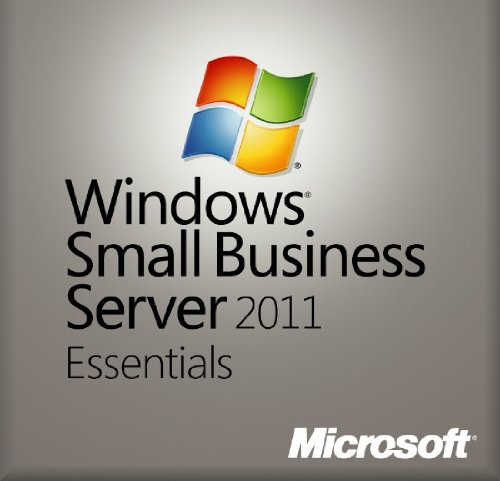 Microsoft Windows Small Business Server Essentials 2011, 64-bit - 1 server, up to 25 User accounts (PC)
