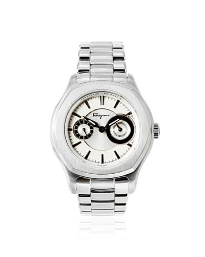 Salvatore Ferragamo Men's FQ1060013 Lungarno Silver Stainless Steel Watch