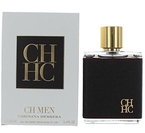 Carolina Herrera Ch Eau De Toilette Spray for Men, 3.4 Ounce (Carolina Herrera Perfume Ch compare prices)