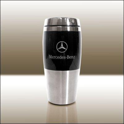 Mercedes Benz Travel Mug