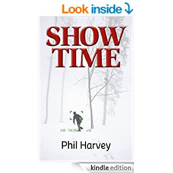 show time book cover