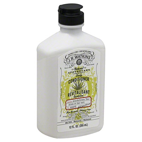 Aloe & Green Tea Daily Conditioner 12 Oz