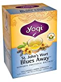 Yogi Teas - St. John's Wort Blues Away 16 bags