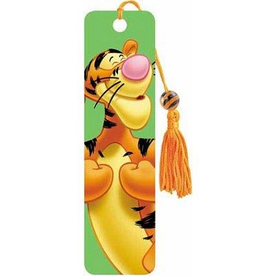 Winnie the Pooh Tigger Movie Beaded Bookmark - 2x6