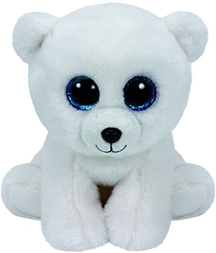 Ty Beanies ARCTIC - White Polar Bear Medium