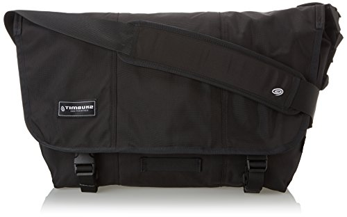 Timbuk2 Classic Messenger Bag, Black, Medium