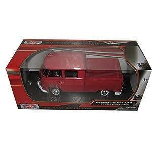 Motormax 2 Diecast Top