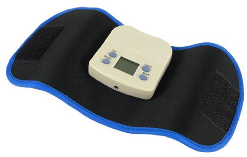 Electric Massager Exercise Gymnic Belt Handheld Massager