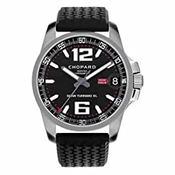 Chopard Men's 168997-3001 GRAN TOURISMO Black Dial Watch by Chopard