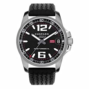 Chopard Men's 168997-3001 GRAN TOURISMO Black Dial Watch from Chopard