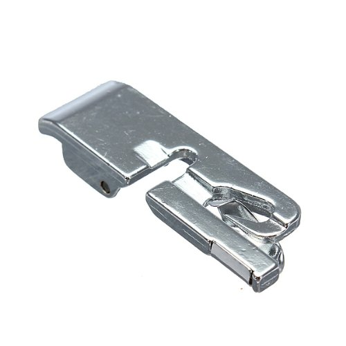 Rolled Hem Foot For Brother Janome Singer Silver Bernet front-558225