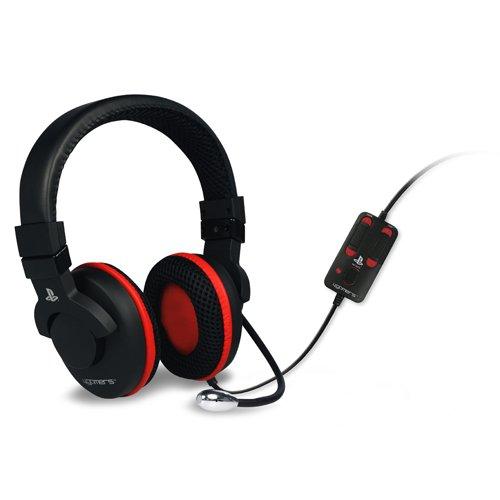 Imagen Accesorios de vi Comunicación Sony modelo Auriculares estéreo para juegos CP-NC1