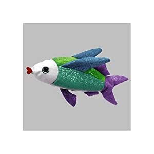 Buy ty beanie baby propeller the fish toy online at low for Fish beanie baby