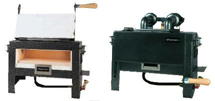 Blacksmith Forge with Dual Valve Control (Blacksmith Propane Forge compare prices)