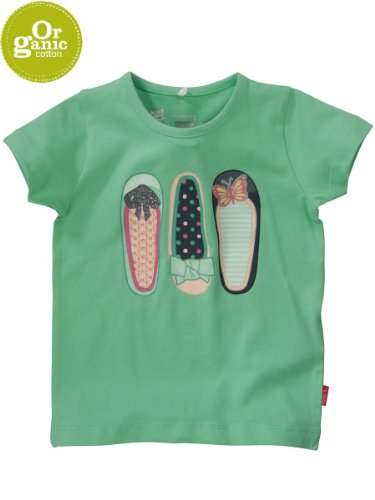 Holga Girls T-Shirt By Name It Mini - Cascade Green - Holga - Cascade Green - 2 - 3 Years