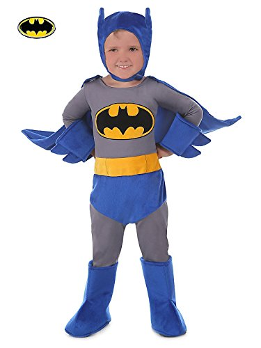 Little Boys' Child Cuddly Batman Costume