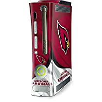 NFL Arizona Cardinals Xbox 360 (Includes HDD) Skin - Arizona Cardinals Vinyl Decal Skin For Your Xbox 360 (Includes HDD)
