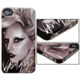 Official Lady Gaga Born This Way Hard Shell Case for iPhone 4 4S - GA3005 (100% Genuine)