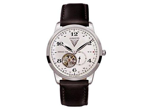 Junkers orologio uomo Dessau 1926 Flatline 6360-5