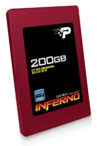 PDP PATRIOT Inferno - Solid-State-Disk - 200 GB