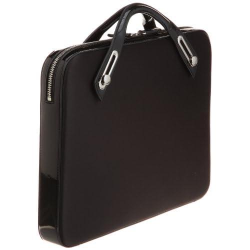 [アビィ・ニューヨーク] abbi new york サテンスリムキャリア  B6309B Black (ブラック)