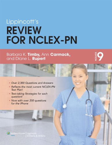 Lippincott's Review for NCLEX-PN (Lippincott's State...