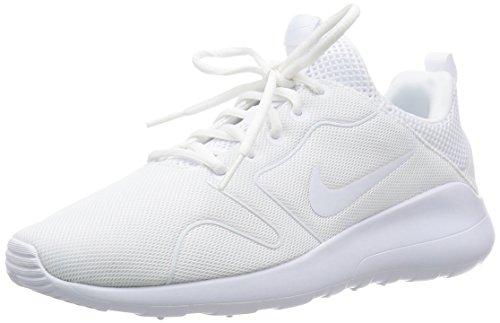 Nike Kaishi 2.0, Scarpe Sportive Uomo, Bianco (110 White), 42 1/2 EU