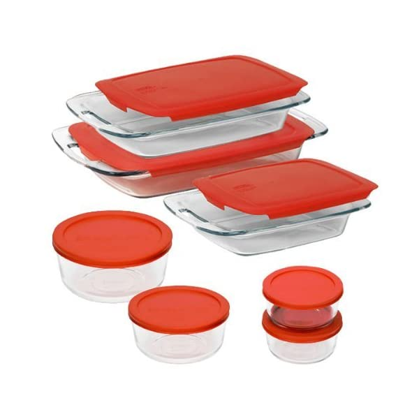 Dealtz PYREX 14-pc Easy Grab Bake And Store Set at Sears.com